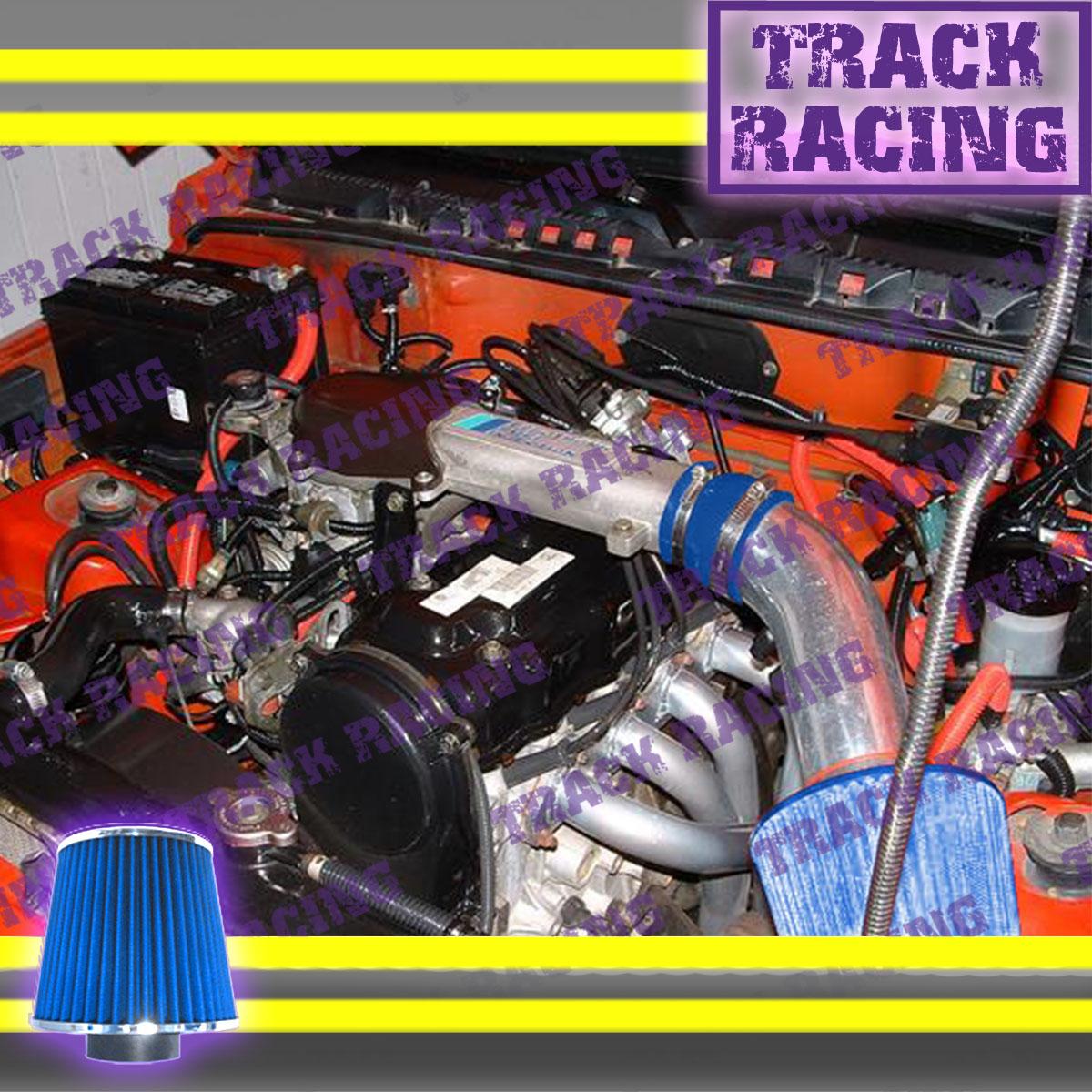 [SCHEMATICS_4UK]  SPORT AIR INTAKE SYSTEM BLACK DRY FILTER For 89-94 Geo Tracker SUV 1.6L L4 | 94 Geo Tracker Fuel Filter |  | itfip